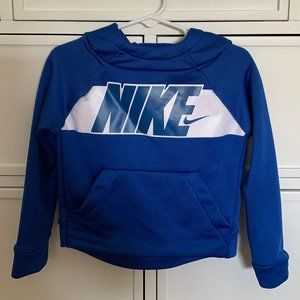 Nike hooded sweatshirt - 2T